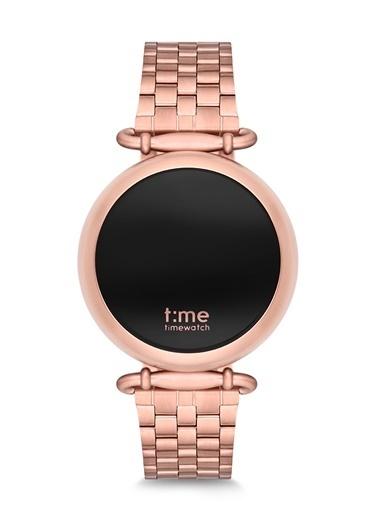 Timewatch Saat Pembe